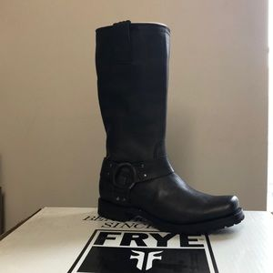 FRYE HEATH HARNESS SIZE 6.5 DISCOUNT